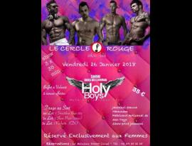 SOIREE CHIPPENDALE HOLY BOYS